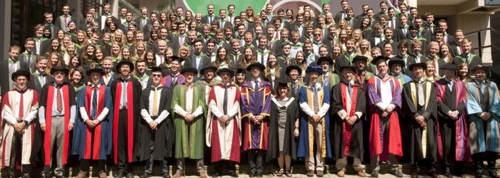 Graduation July 2014 - Congratulations to all of our graduates